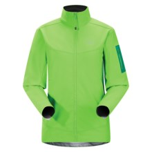 Arc'teryx Epsilon LT Jacket (For Women) in Midori Green - Closeouts