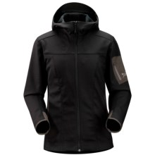 Arc'teryx Epsilon SV Jacket (For Women) in Black - Closeouts