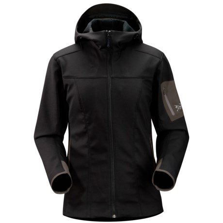 Arc'teryx Epsilon SV Jacket (For Women) in Black