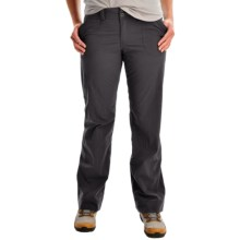 Arc'teryx Parapet Pants - UPF 50 (For Women) in Graphite - Closeouts