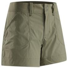 Arc'teryx Parapet Shorts (For Women) in Cargo Green - Closeouts