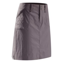 Arc'teryx Parapet Skirt (For Women) in Wood Violet
