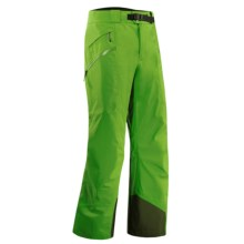 Arc'teryx Sabre Gore-Tex® Pro Pants - Waterproof (For Men) in Emerald Isle - Closeouts
