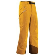 Arc'teryx Sabre Gore-Tex® Pro Pants - Waterproof (For Men) in Maize - Closeouts