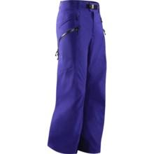 Arc'teryx Sabre Gore-Tex® Pro Pants - Waterproof (For Men) in Squid Ink - Closeouts