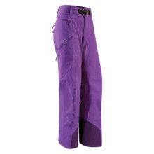 Arc'teryx Sentinel 13 Gore-Tex® Pants - Waterproof (For Women) in Hibiscus - Closeouts