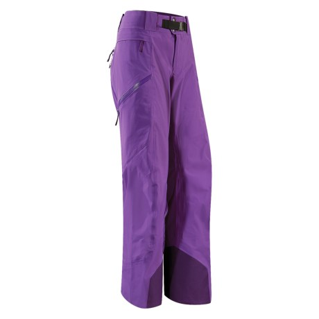 Arc'teryx Sentinel 13 Gore-Tex® Pants - Waterproof (For Women) in Hibiscus