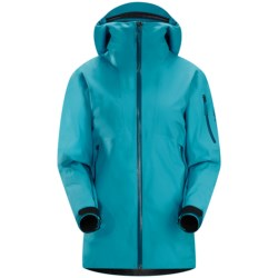 Arc'teryx Sentinel Gore-Tex® Jacket - Waterproof (For Women) in Blue Python