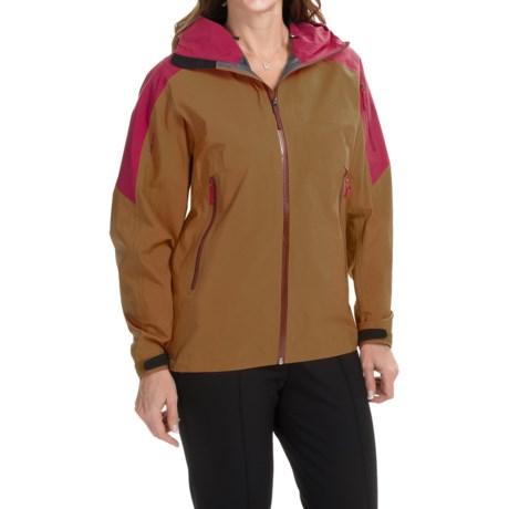 Arc'teryx Sentinel Gore-Tex® Jacket - Waterproof (For Women) in Honey Bee