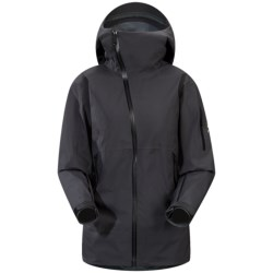 Arc'teryx Sidewinder Gore-Tex® Jacket - Waterproof (For Women) in Carbon Copy