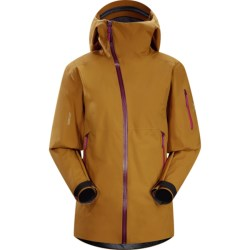 Arc'teryx Sidewinder Gore-Tex® Jacket - Waterproof (For Women) in Honey Bee