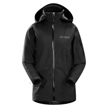 Arc'teryx Stingray Gore-Tex® Ski Jacket - Waterproof (For Women) in Black