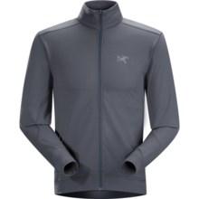 Arc'teryx Stradium Fleece Jacket (For Men) in Heron - Closeouts