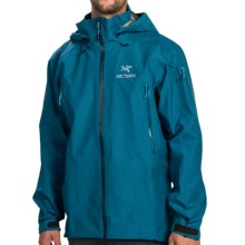 Arc'teryx Theta AR Gore-Tex® Jacket - Waterproof (For Men) in Thalo Blue - Closeouts