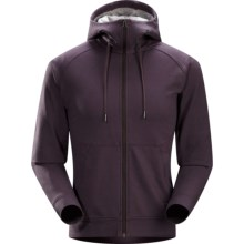 Arc'teryx Witness Hooded Jacket (For Men) in Mollusk - Closeouts