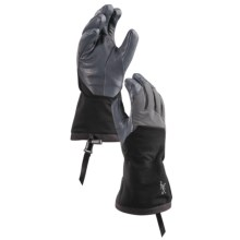 Arc'teryx Zenta AR Gore-Tex® XCR® Gloves - Waterproof, Insulated (For Women) in Damascus Steel - Closeouts