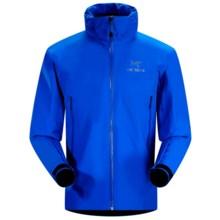 Arc'teryx Zeta AR Gore-Tex® Jacket - Waterproof (For Men) in Borneo Blue - Closeouts