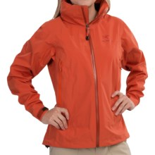 Arc'teryx Zeta AR Gore-Tex® Jacket - Waterproof (For Women) in Carnelian - Closeouts