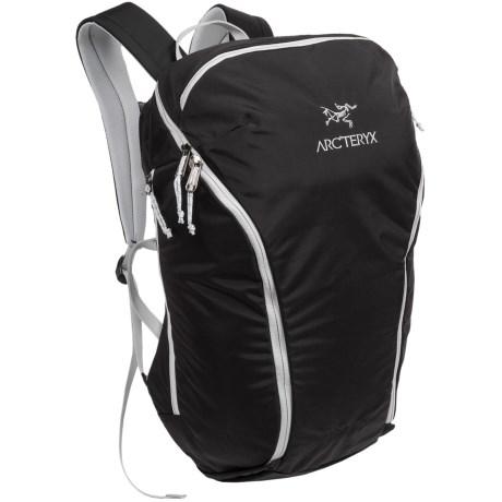 photo: Arc'teryx Sebring 25 Pack daypack (under 2,000 cu in)