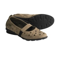 Arche Diby Nubuck Flats (For Women) in Hazel - Closeouts