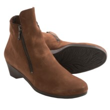 Arche Eolie Ankle Boots (For Women) in Brown Nubuck - Closeouts