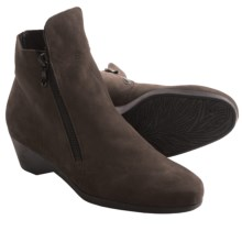 Arche Eolie Ankle Boots (For Women) in Taupe Nubuck - Closeouts
