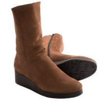 Arche Habbaz Boots (For Women) in Brown Nubuck - Closeouts