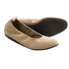 Arche Laius Nubuck Shoes - Slip-Ons (For Women) in Sable Nubuck - Closeouts