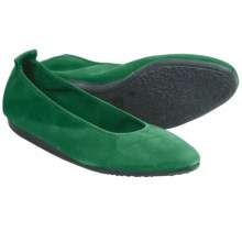 Arche Laius Shoes - Slip-Ons (For Women) in Green - Closeouts