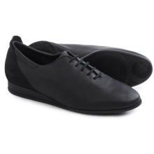 Arche Piano Shoes - Leather (For Women) in Black - Closeouts