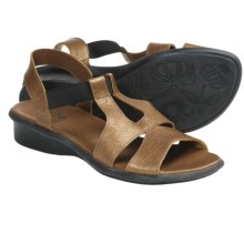 Arche Savoy Sandals (For Women) in Copper - Closeouts