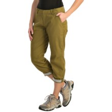 Arc'teryx A2B Chino Crop Pants (For Women) in Biome - Closeouts