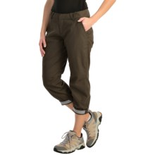 Arc'teryx A2B Chino Crop Pants (For Women) in Cast Iron - Closeouts