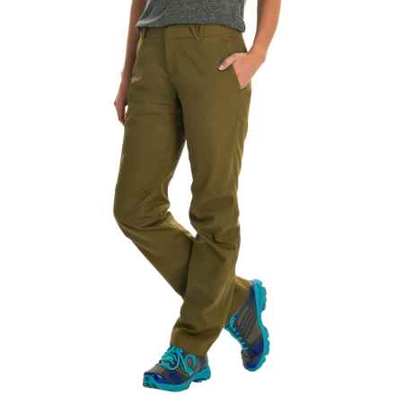 Arc'teryx A2B Chino Pants (For Women) in Biome - Closeouts