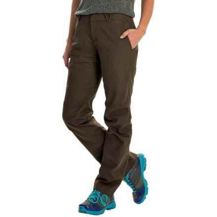 Arc'teryx A2B Chino Pants (For Women) in Cast Iron - Closeouts