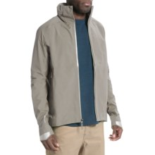 Arc'teryx A2B Commuter Gore-Tex® Jacket - Waterproof (For Men) in Chalk Stone - Closeouts