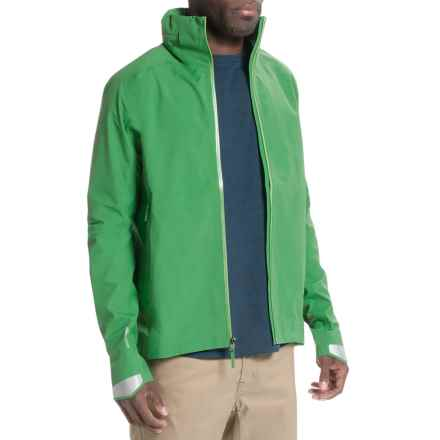 Arc'teryx A2B Commuter Gore-Tex® Jacket - Waterproof (For Men) in Khasi - Closeouts