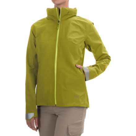 Arc'teryx A2B Commuter Gore-Tex® Jacket - Waterproof (For Women) in Opuntia - Closeouts