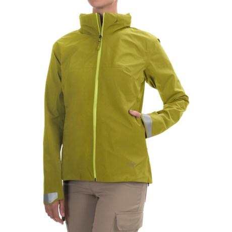 Arc'teryx A2B Commuter Gore-Tex® Jacket - Waterproof (For Women) in Opuntia