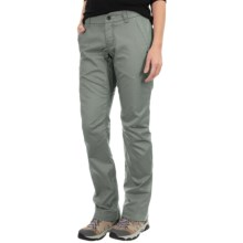 Arc'teryx A2B Commuter Pants (For Women) in Nautic Grey - Closeouts