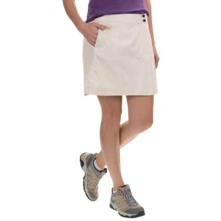 Arc'teryx A2B Skort (For Women) in Luna - Closeouts