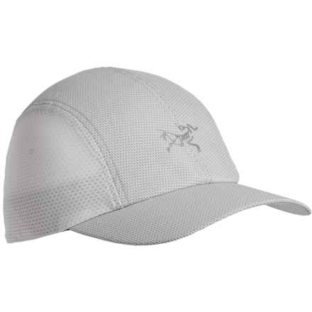 Arc'teryx Accelero Baseball Cap (For Men and Women) in White - Closeouts