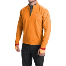 Arc'teryx Accelero Jacket (For Men) in Turmeric - Closeouts