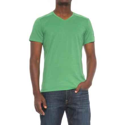 Arc'teryx Alberni Shirt - Wool Blend, Short Sleeve (For Men) in Khasi - Closeouts