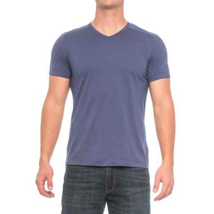 Arc'teryx Alberni Shirt - Wool Blend, Short Sleeve (For Men) in Smalt - Closeouts