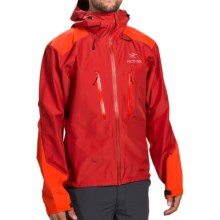 Arc'teryx Alpha AR Gore-Tex® Jacket - Waterproof (For Men) in Aruna - Closeouts