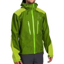 Arc'teryx Alpha AR Gore-Tex® Jacket - Waterproof (For Men) in Wheatgrass - Closeouts