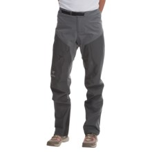 Arc'teryx Alpha Comp Pants - Waterproof (For Women) in Anvil Grey - Closeouts