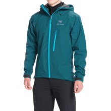 Arc'teryx Alpha SL Gore-Tex® Jacket - Waterproof (For Men) in Thalo Blue - Closeouts