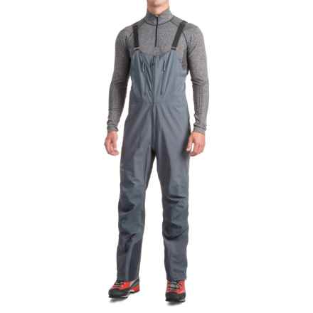 Arc'teryx Alpha SV CZ Gore-Tex® Bib Pants - Waterproof (For Men) in Heron - Closeouts